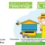 Laboratorio didattico sulle api a Roma