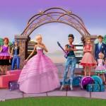 "Film per bambini: ""Barbie Principessa Rock"""
